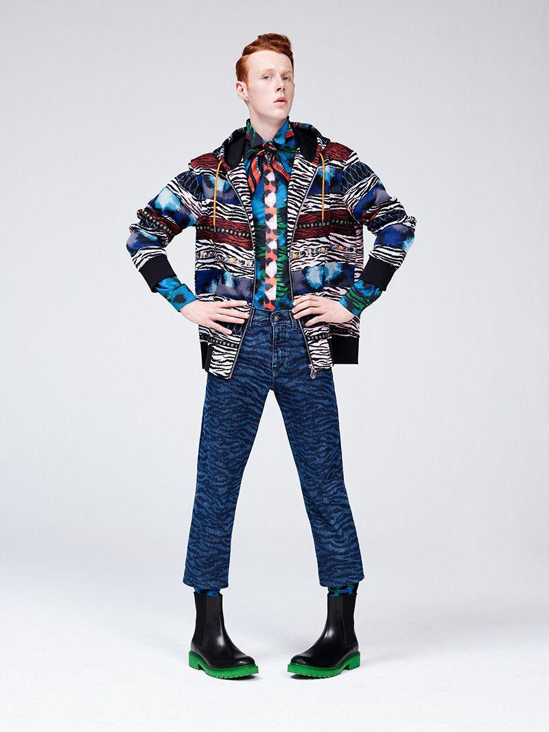 647607b4cf0e KENZO x H&M Lookbook | Couture Masculine | Kenzo h m, Kenzo, Fashion