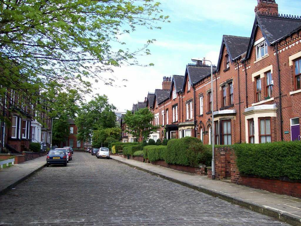 Typical Victorian Terraced Houses In Leeds Victorian Homes