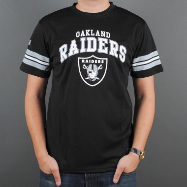 Oakland Raiders official NFL licenced shirt