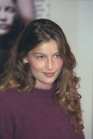 Les cheveux de Laetitia Casta - another color perfection   B ... 241184f83638