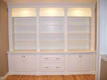 Artisan Custom Bookcases Bookshelves In Living Room Custom Wall Unit Built In Bookcase Bookcase with cabinets on bottom