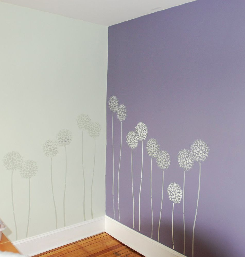 Contemporary wall stencils for painting accent wall stencils in contemporary wall stencils for painting accent wall stencils in a room beautiful wall stencils amipublicfo Images