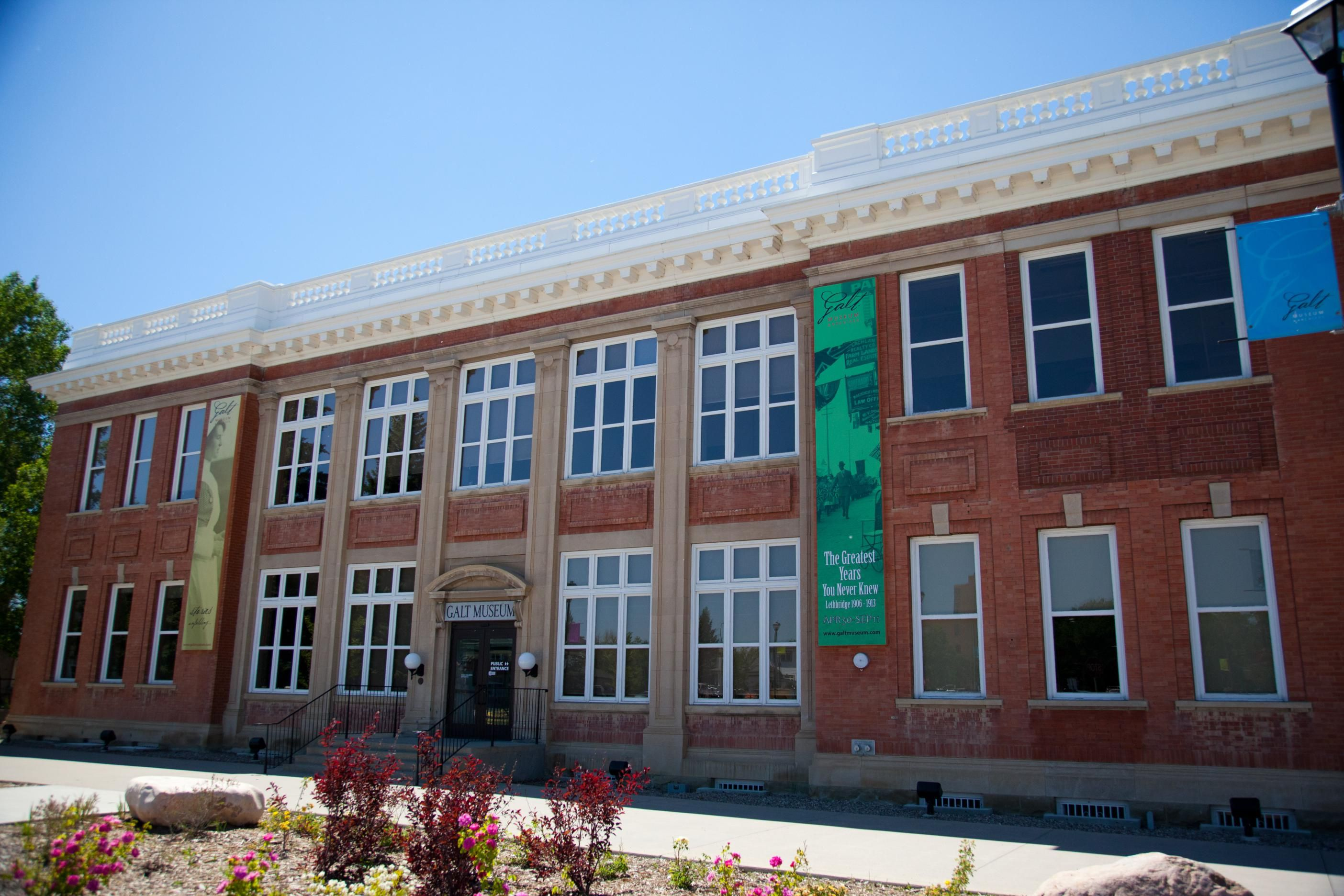 Galt Museum & Archives  http://www.exploresouthwestalberta.ca/galt-museum-and-archives?id=872