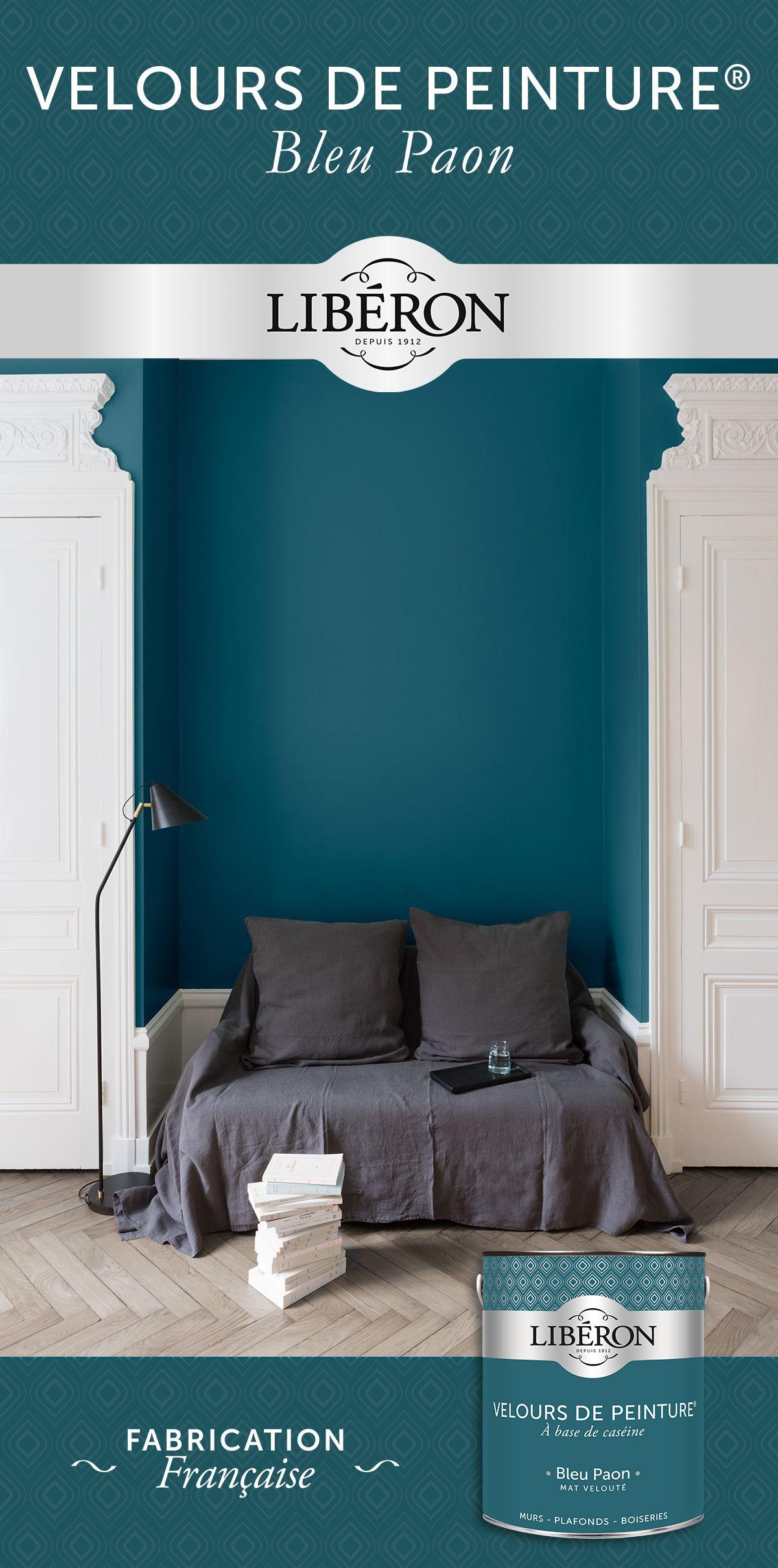 Décoration D Intérieur Peinture Murale peinture murale - velours de peinture ® - libéron | peinture