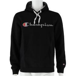 Champion Hoodie Big Logo Print 2018 anthrazit Herren ChampionChampion #championhoodie