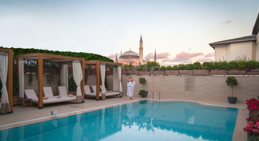 Sura Hagia Sophia Hotel Hotel Outdoor Hagia Sophia