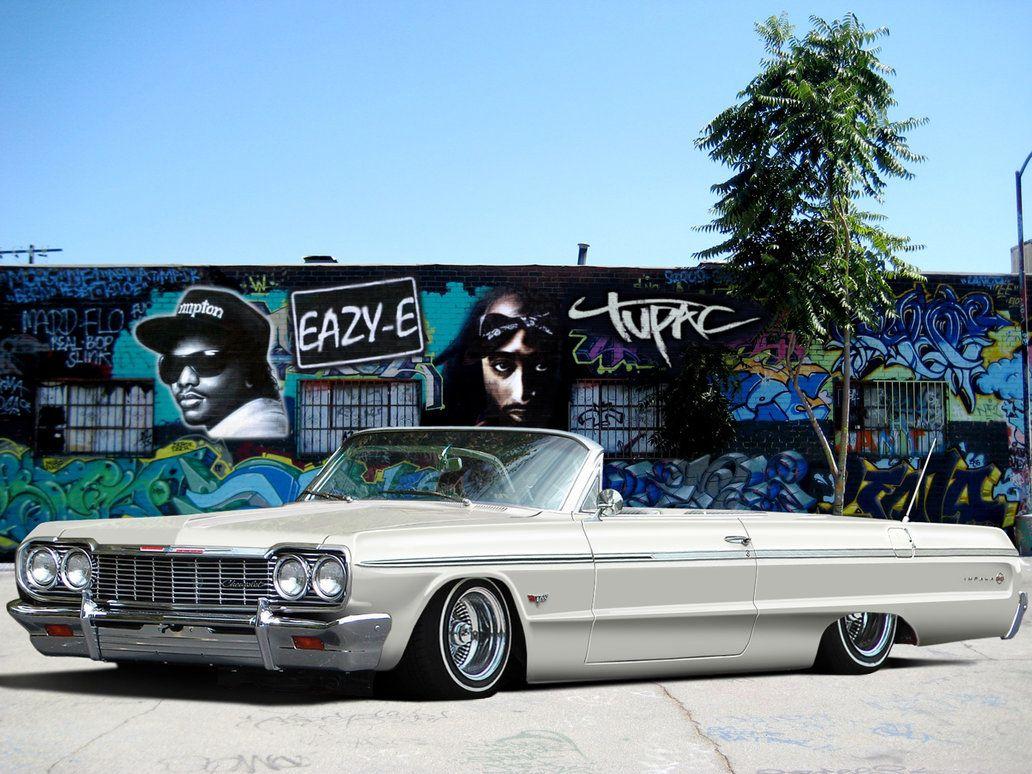 '64 Chevy Impala vert