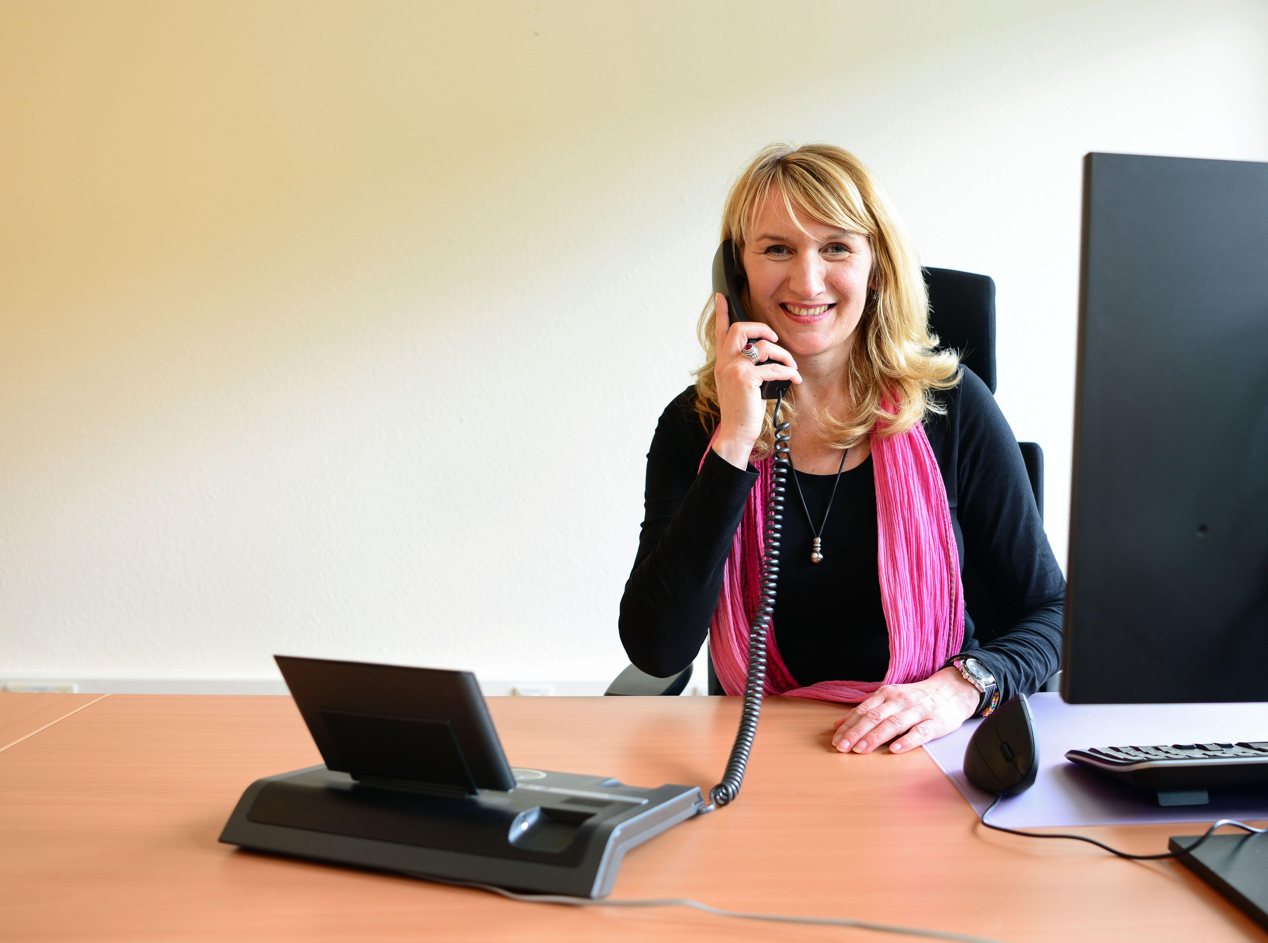 Sie Redet Von Sex Am Telefon