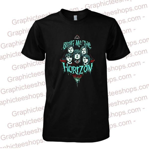 bring me the horizon tshirt