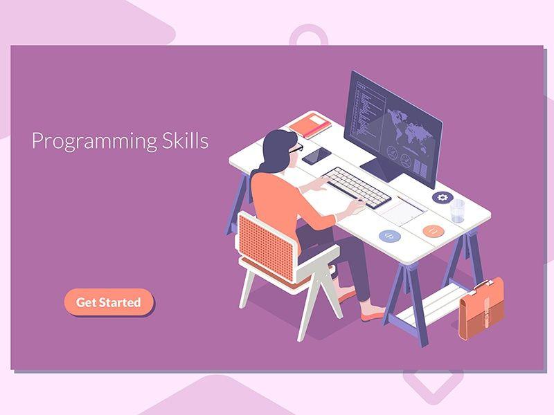 Programming And Coding Skills Skills Coding Show And Tell