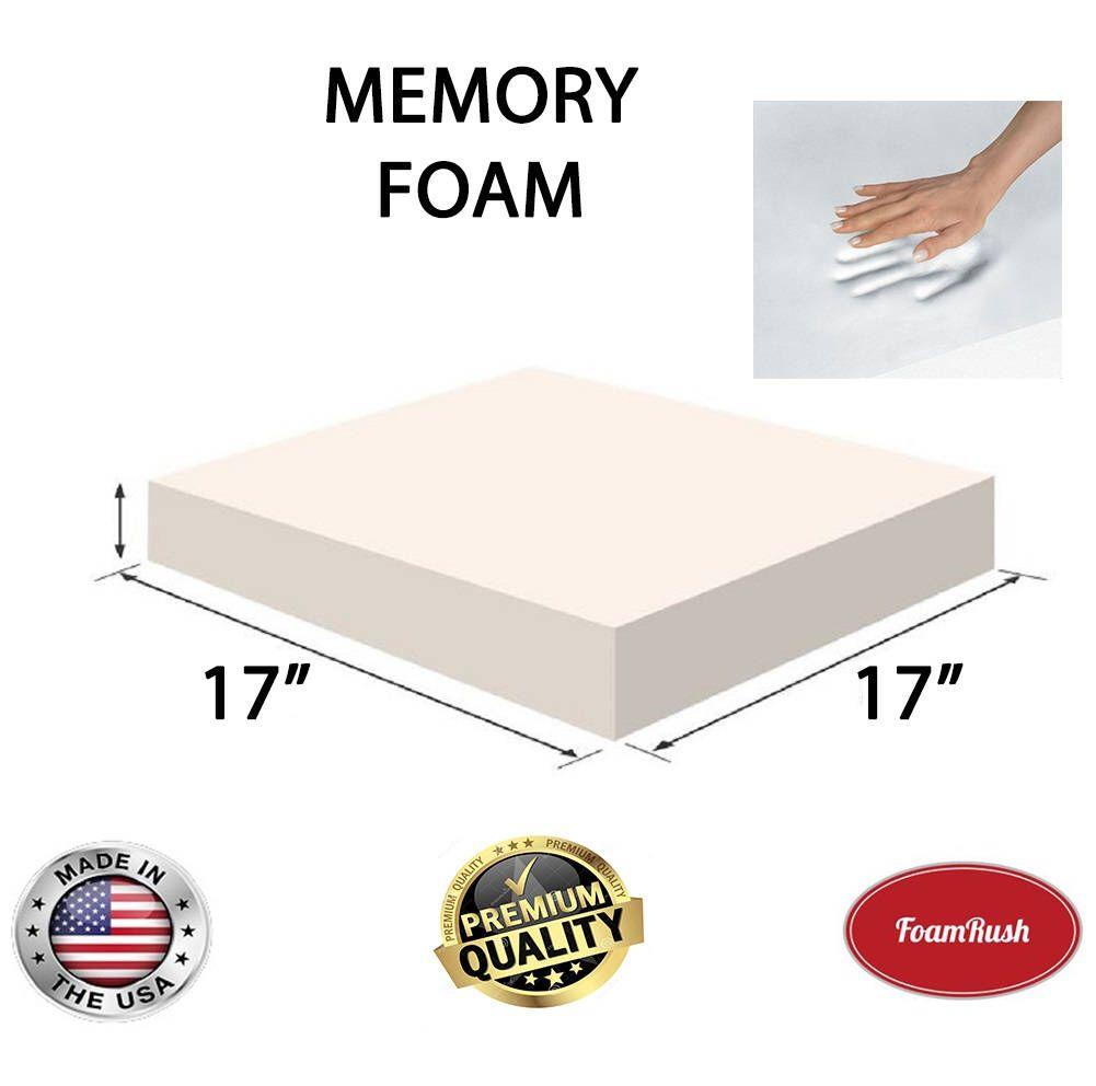 Pin By Posh Posch On Memory Foam Memory Foam Foam Mattress Upholstery Foam