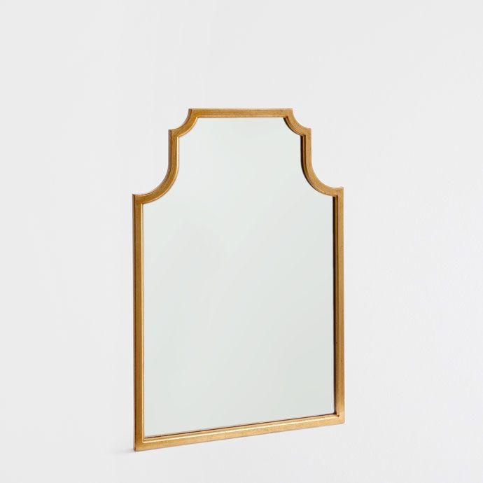 golden mirror mirrors decoration zara home united. Black Bedroom Furniture Sets. Home Design Ideas
