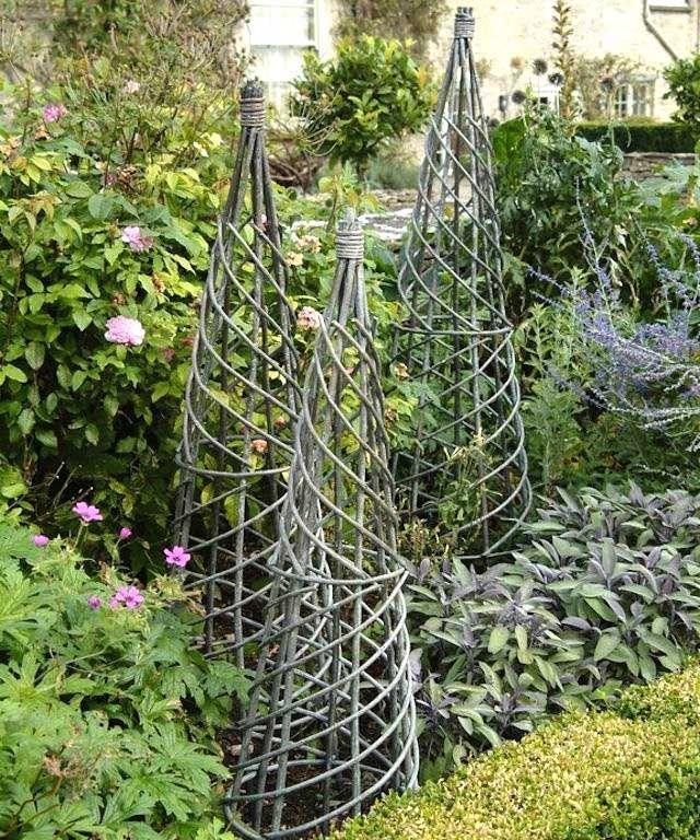 24 einzigartige GartengitterIdeen, um Ihre Natur zu