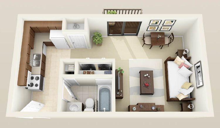 Basement Apartment Ideas