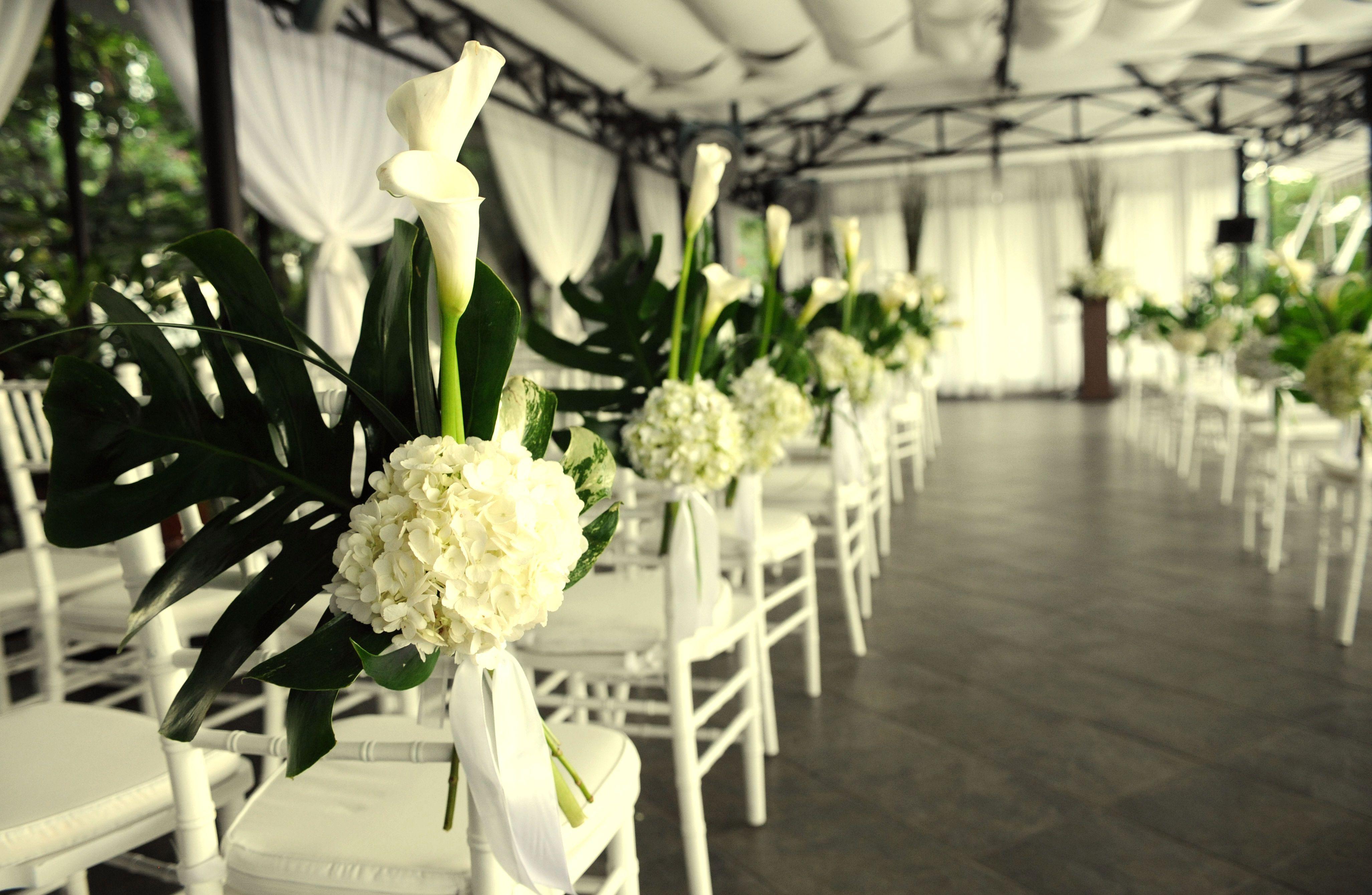 Wedding aisle decor ideas diy  Deco para la ceremonia  Decoracion para boda  Pinterest