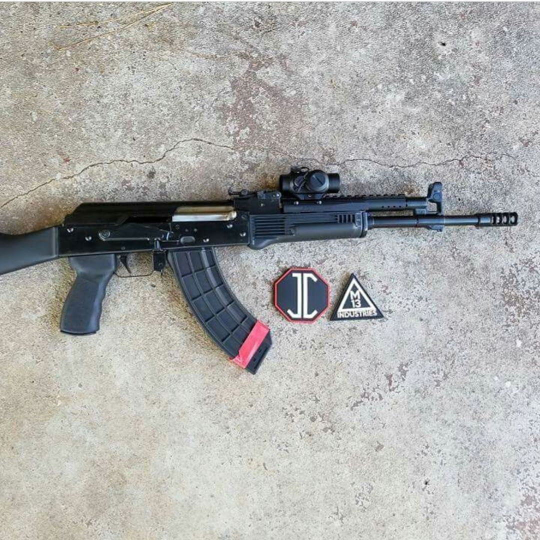 This is a Norinco I did a front end conversion to  Using the