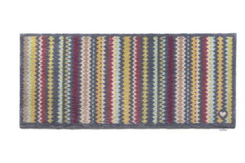 Hug Rug Dirt Trapper Door Mat Runner Approx 25 X 59 Zig Zag Designer 10 By Cotswold Mat Co Ltd 94 95 5 Year Guarantee Made In The Uk Rugs Rug Runner Colorful Rugs