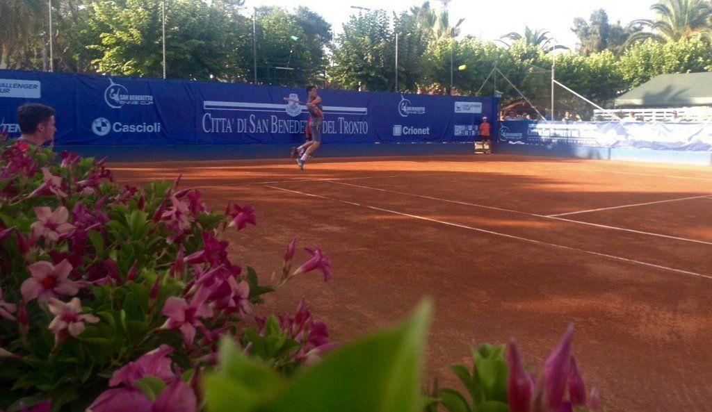 San Benedetto Tennis Cup Atp Challanger: l'azzurro Mager al secondo turno. Filippo Volandr https://t.co/EYnn0GqmN1 https://t.co/Y2PcqxVELP