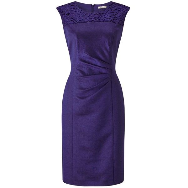 Womens Isla Shimmer Lace Dress Precis 2dx6KfkaY