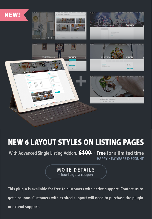 Javo Directory WordPress Theme Wordpress theme, Theme