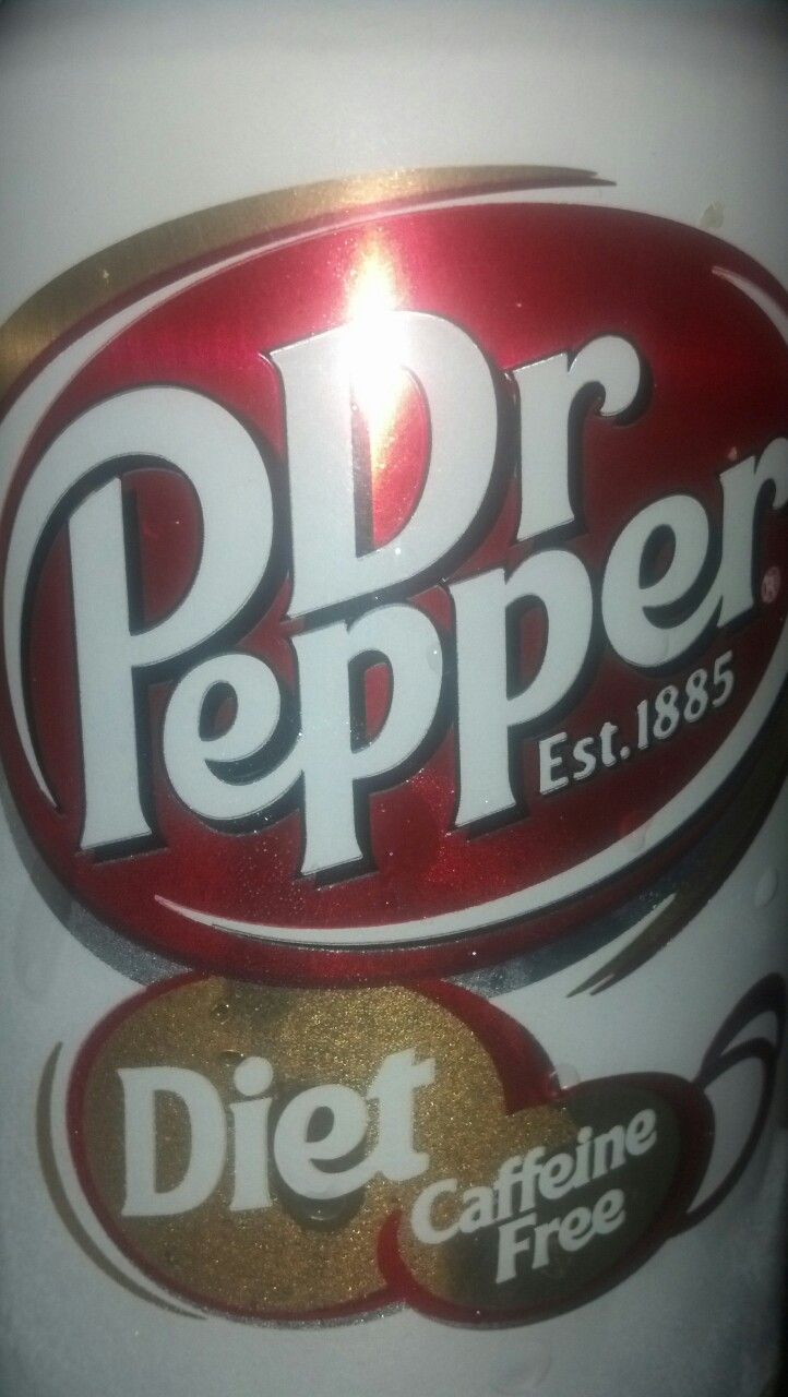 Caffeinefree diet dr pepper with images stuffed
