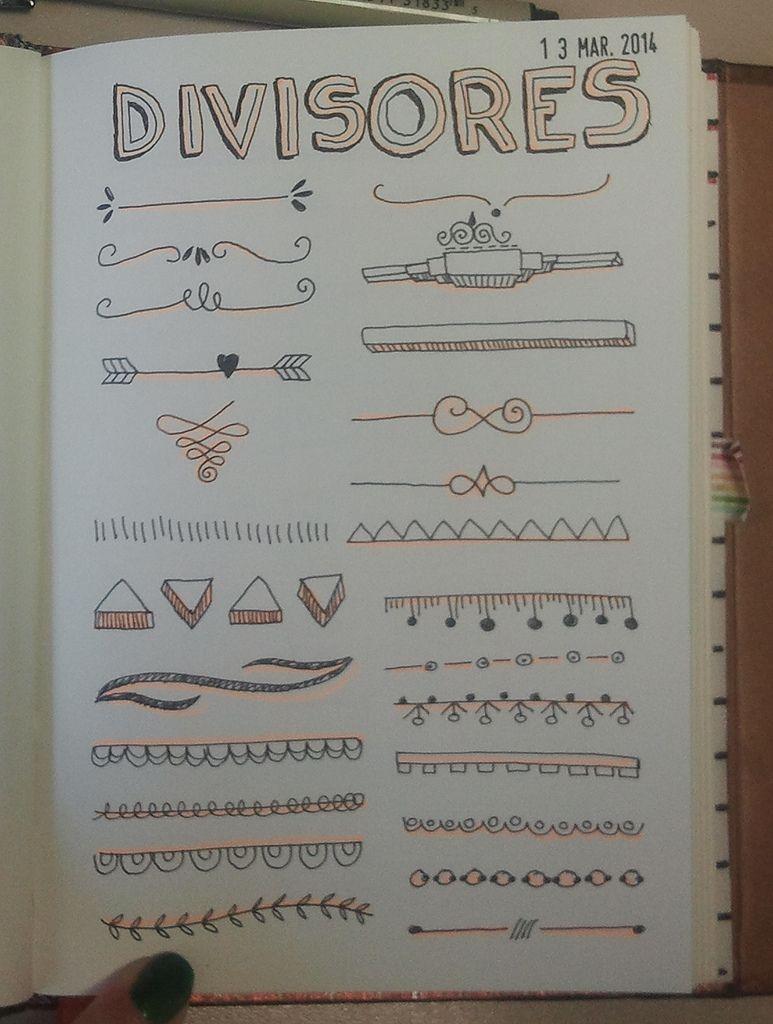 Notebook 8 (11) | Ideas de Cuadernos. | Pinterest | Apuntes ...