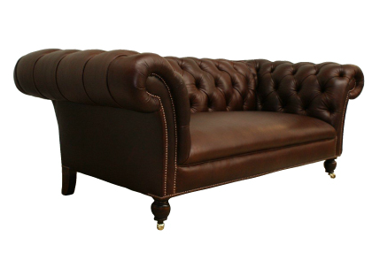 Pleasant Antique Chesterfield Sofa Deep Buttoned Leather New Pdpeps Interior Chair Design Pdpepsorg