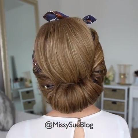 Braided Hairstyles With Video Tutorial #cutehairstylesformediumhair
