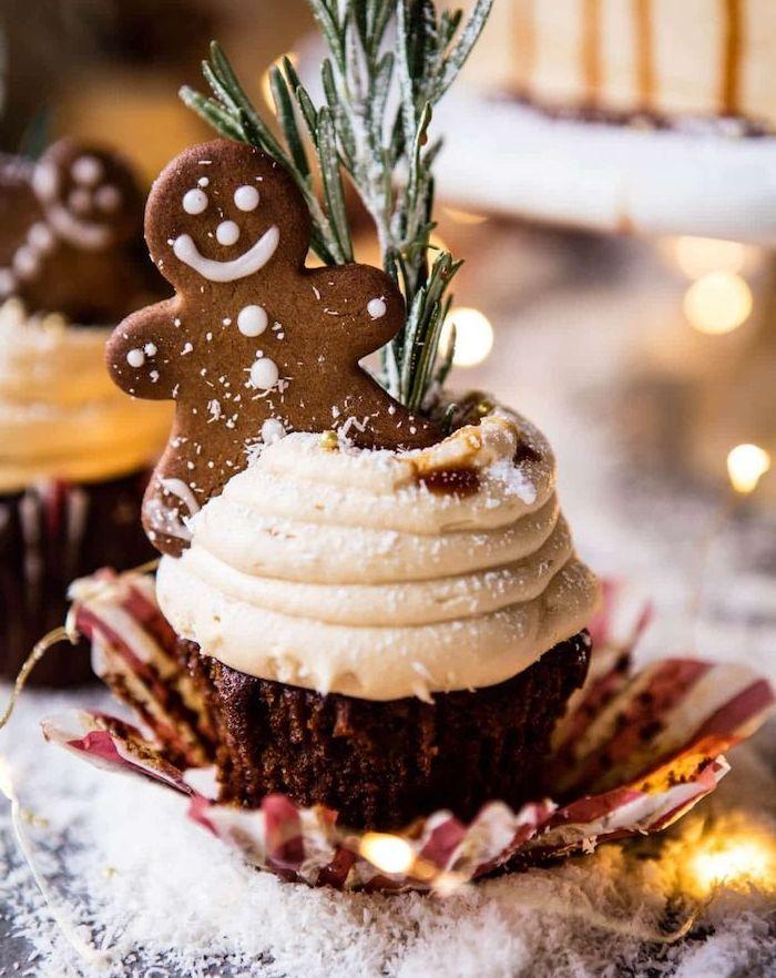 ▷ 1001 + idées gourmandes pour la parfaite recette pain d'épices #cupcakenoel