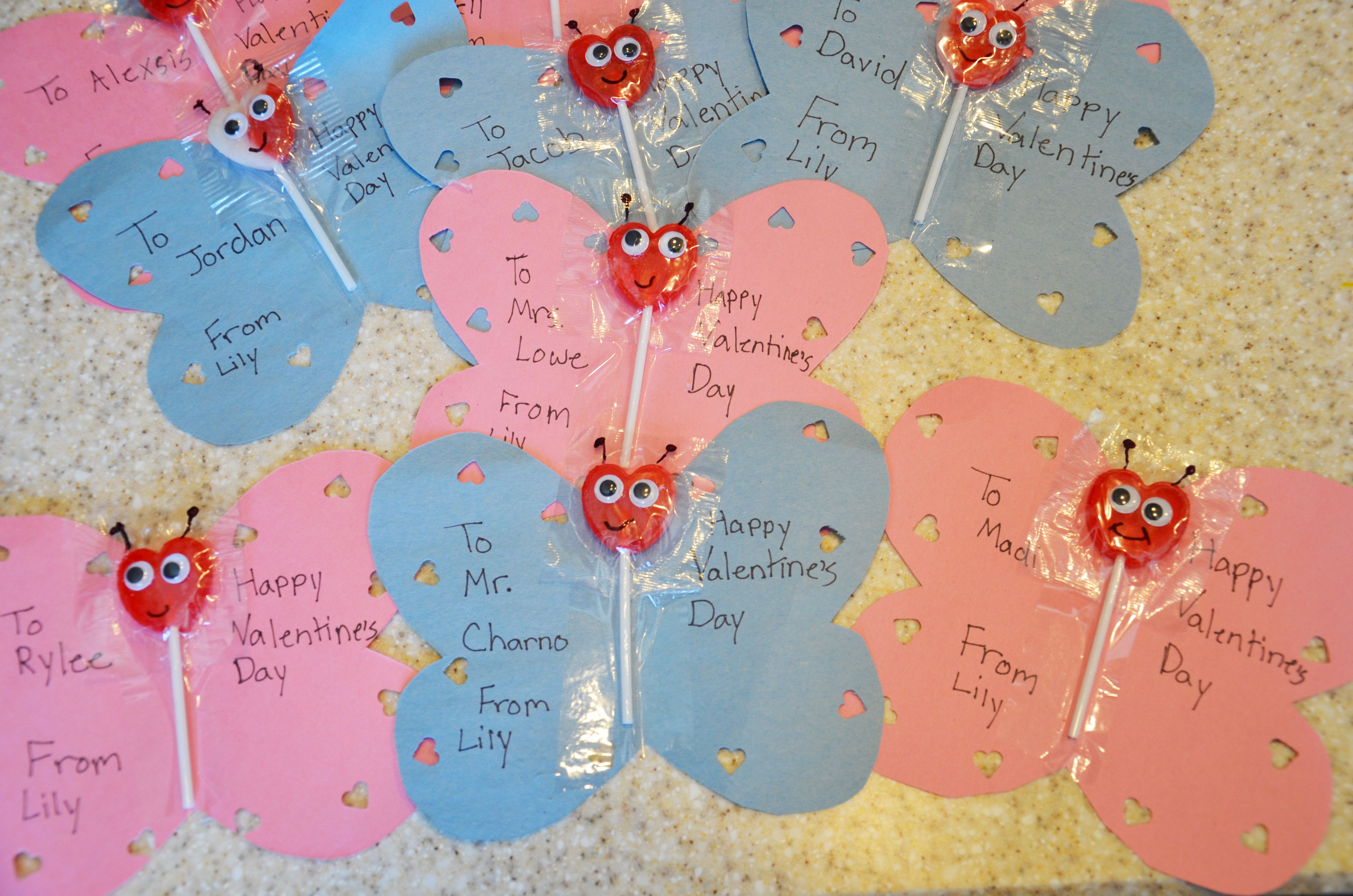 Homemade valentines easy and cute valentineus day pinterest