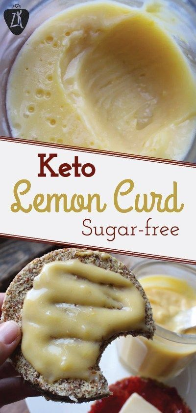 This sugar-free lemon curd is so tangy and sweet. It is perfect to spread on toast or swirl in your keto friendly yogurt, ice cream, or mug cakes.   #ketolemon #ketorecipes #ketolemoncurd #sugarfreerecipes