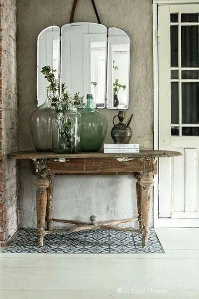 Photo of French Provincial Decor – Rustic And Raw Meets Oh So Cosy