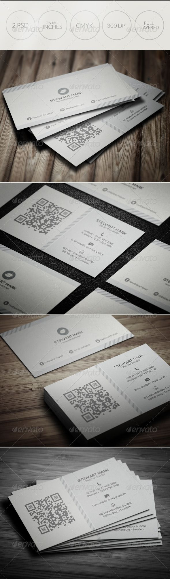 Creative Business Card Business Card Psd Free Business Cards Creative Business Card Template Design