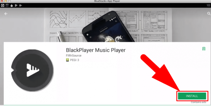 BlackPlayer For PC Music Player Free Download For Windows