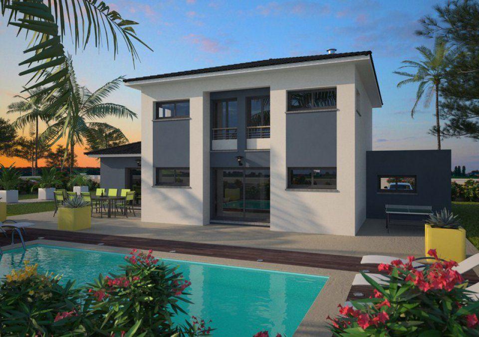 Maison - Emma - Maisons LARA - 190000 euros - 115 m2 Faire - Concevoir Sa Maison En 3d