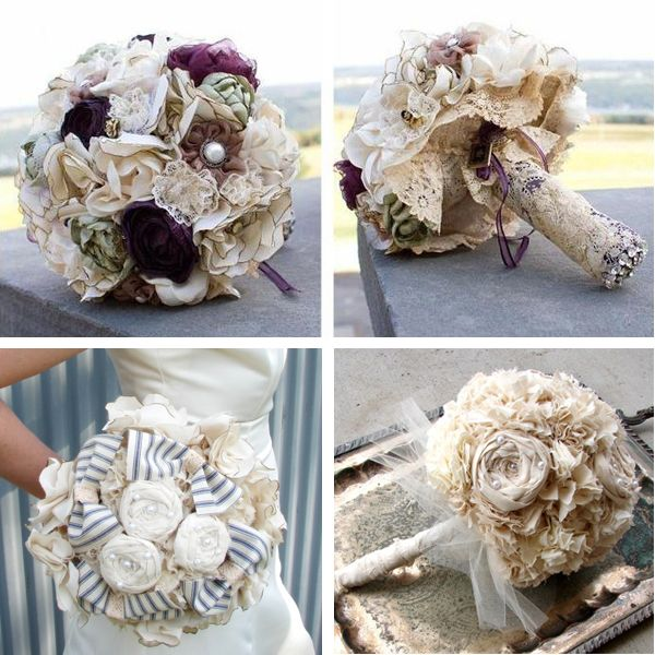 Wedding Day Bouquet Ideas To Complement Your Ensemble Non Flower