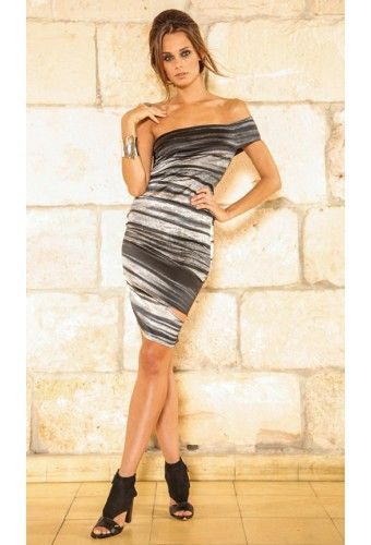 Shop the Holly Pencil Skirt in Gradient Charmeuse! #ramonalarue #pencilskirt #skirt #gradient #clothing #fashion #madeinmiami #boutique #designer #shopmiami #madeinusa
