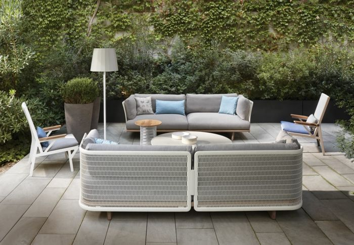 Mobiliario Terrazas Y Diseños En 50 Modelos Inigualables