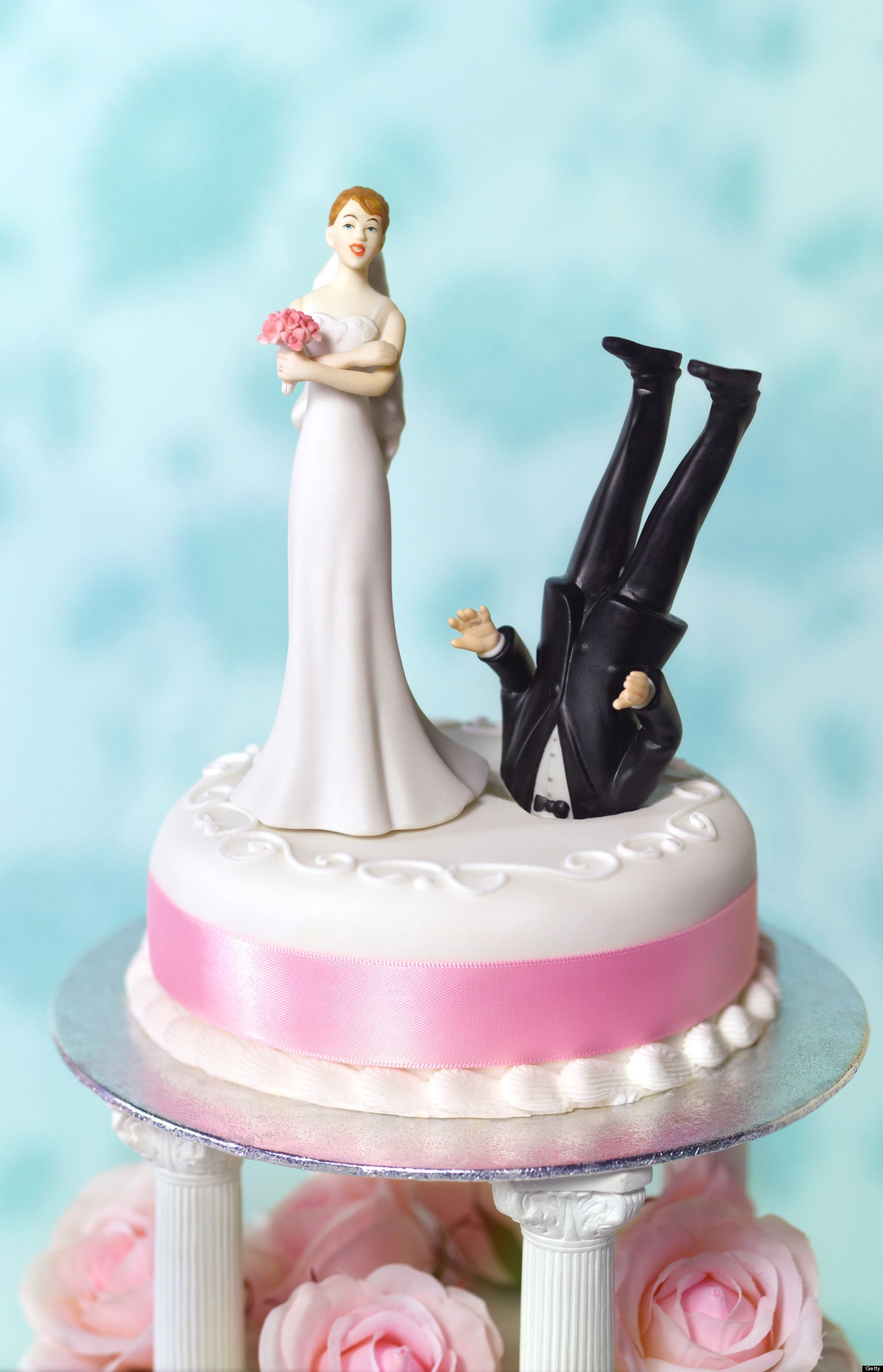 My Wedding Cake Topper Should Have Depicted