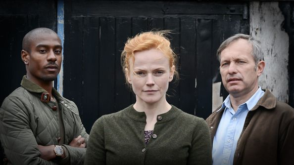 A series of images for Radio 4 Drama: Craven.