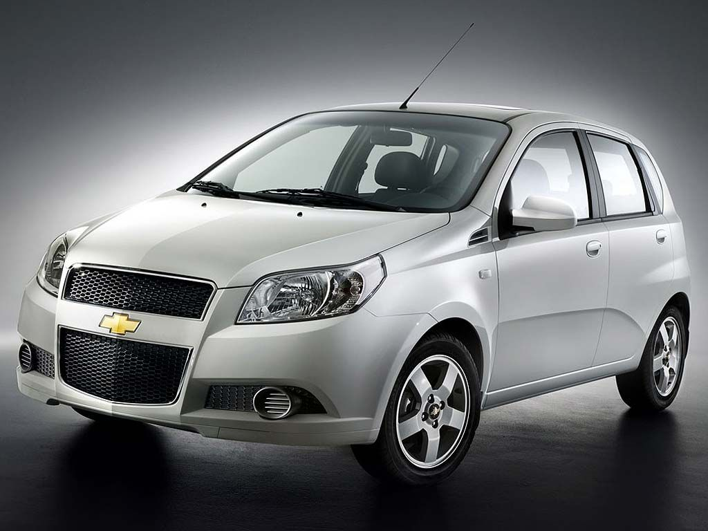 Chevrolet Aveo Photo 6 Chevrolet Aveo Chevrolet Chevrolet Small Cars