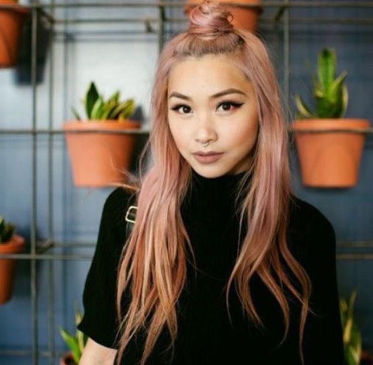 Peach Hair Color Ideas World Magazine