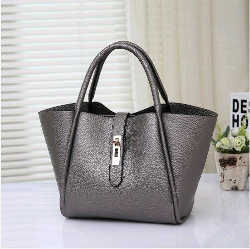 Famous Brand Fake Designer Composite Leather Bags for Ladies Top-handle  Female Handbag Bolsa Feminina PU Leather Smiley Tote Bag 885f3b82a4
