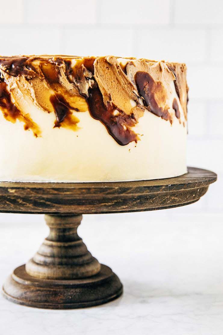 Vietnamese Iced Coffee Cake Hummingbird High Recipe In 2020 Coffee Cake Vietnamese Iced Coffee Coffee Cake Recipes