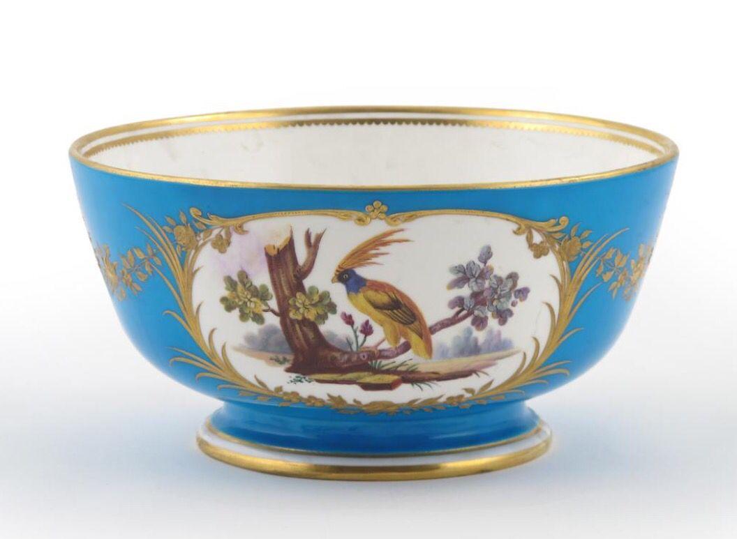 Large Minton Porcelain Bowl