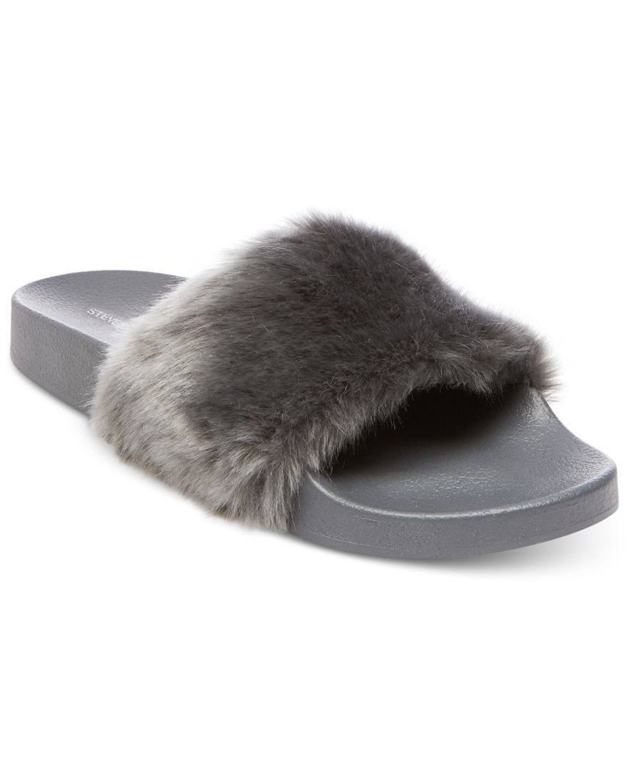 56573aec652 Steve Madden Women s Softey Slippers