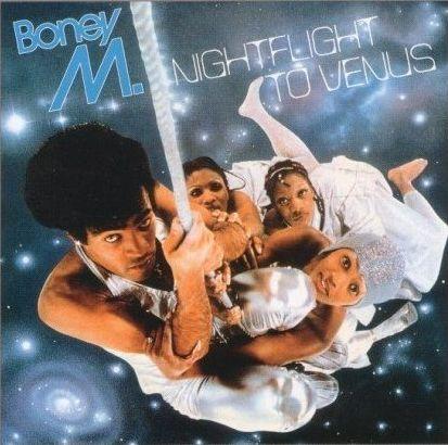 Boney M Albumhoezen Italodisco Disco