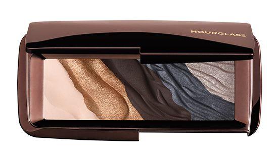 Hourglass Modernist Eyeshadow Palettes for Spring 2015 - Graphite (Smokey) Warm Ivory, Copper Gold, Deep Brown, Gun Metal, Silver (Sephora Exclusive)