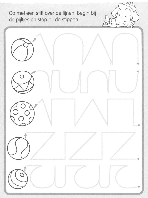 werkblad montessori arbeitsbl tter vorschule vorschule bungen und schreib bungen. Black Bedroom Furniture Sets. Home Design Ideas