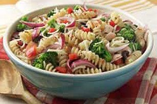 Recipes for easy pasta salads